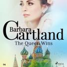 Cover for The Queen Wins (Barbara Cartland's Pink Collection 94)