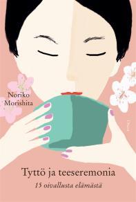 Cover for Tyttö ja teeseremonia