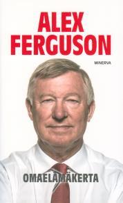 Cover for Alex Ferguson