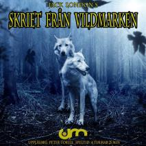 Cover for Skriet från vildmarken