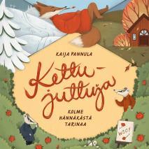 Cover for Kettujuttuja