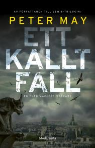 Cover for Ett kallt fall (Enzo Macleod, del 1)