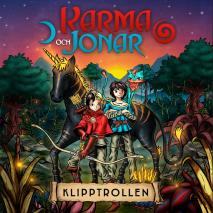 Cover for Karma och Jonar: Klipptrollen