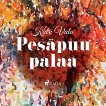 Cover for Pesäpuu palaa