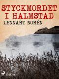 Cover for Styckmordet i Halmstad