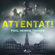 Cover for Attentat!