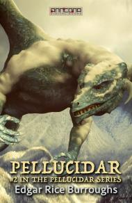 Cover for Pellucidar
