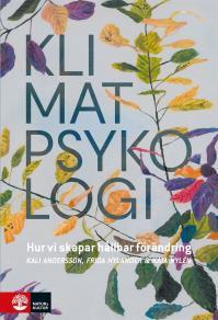 Cover for Klimatpsykologi