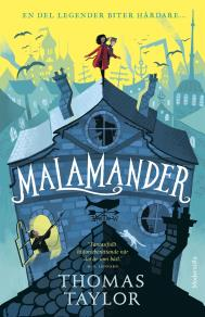 Cover for Malamander