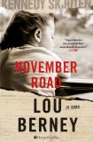 Cover for November Road