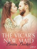 Cover for The Vicar's New Maid - Erotic Short Story