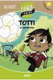Cover for Totti ja saksipotku