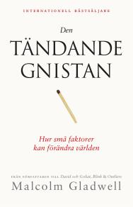Cover for Den tändande gnistan