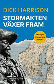 Cover for Stormakten växer fram