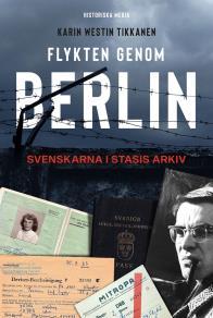 Cover for Flykten genom Berlin