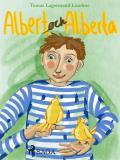 Cover for Albert och Alberta