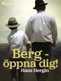 Cover for Berg - öppna dig!