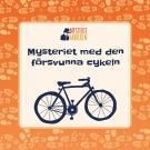 Cover for Deckargåta: Mysteriet med den försvunna cykeln