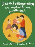 Cover for Detektivkvartetten och mysteriet med hundbajset