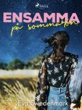 Cover for Ensamma på sommarön