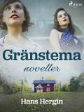 Cover for Gränstema: noveller