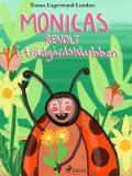 Cover for Monicas revolt i trädgårdsklubben