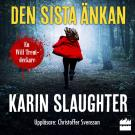 Cover for Den sista änkan