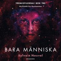 Cover for Bara människa