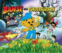 Cover for Bamse och Dunderklockan