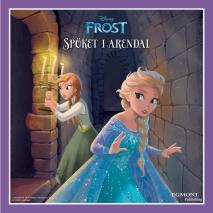 Cover for Frost - Spöket i Arendal, Lätt att läsa