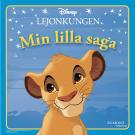 Cover for Min lilla saga - Lejonkungen