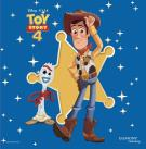 Cover for Toy Story 4 - filmbok