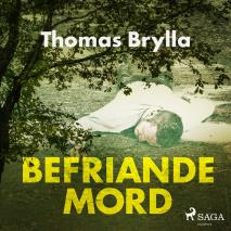Cover for Befriande mord