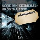 Cover for Hämndmord