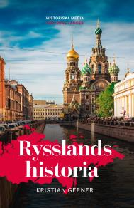 Cover for Rysslands historia