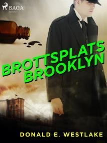 Cover for Brottsplats Brooklyn