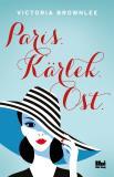 Cover for Paris. Kärlek. Ost