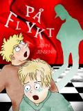 Cover for På flykt