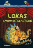 Cover for Lokas monsterglasögon