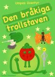 Cover for Den bråkiga trollstaven
