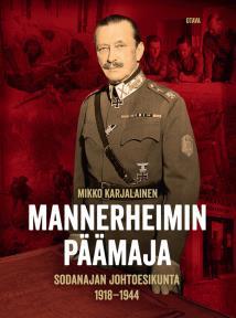 Cover for Mannerheimin päämaja