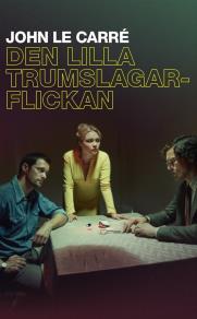 Cover for Den lilla trumslagarflickan