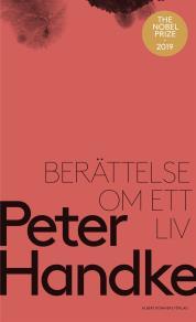 Cover for Berättelse om ett liv