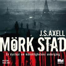 Cover for Mörk stad
