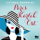 Cover for Paris. Kärlek. Ost