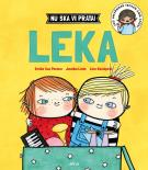 Cover for Nu ska vi prata! Leka