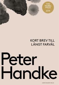 Cover for Kort brev till långt farväl