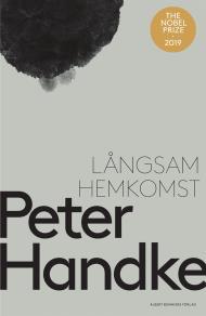 Cover for Långsam hemkomst