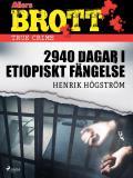 Cover for 2940 dagar i etiopiskt fängelse
