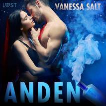 Cover for Anden - erotisk novell